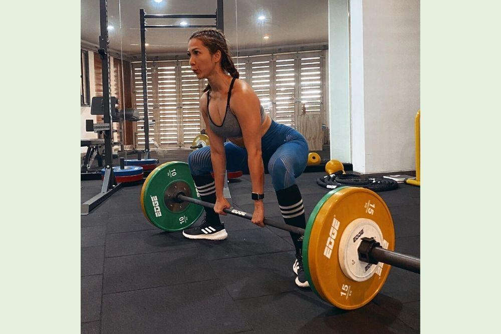 Gemar Workout, Ini 5 Olahraga Favorit Andrea Dian
