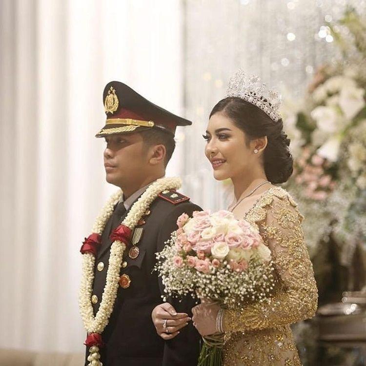 Tuai Kritik, 9 Fakta Pernikahan Rica Andriani di Tengah Wabah Corona