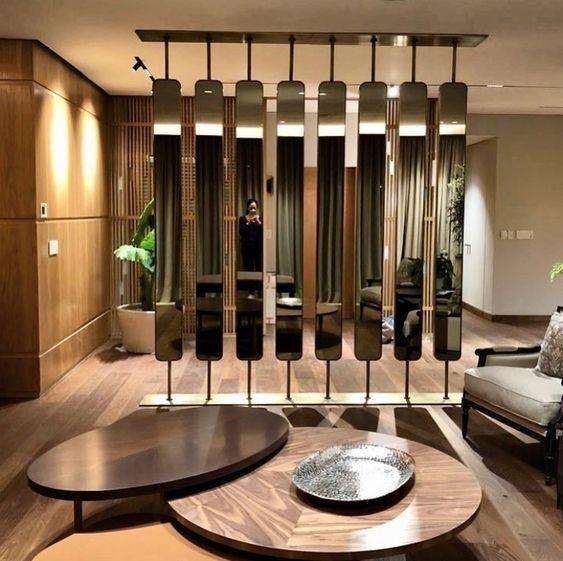 7 Desain Sekat Ruang Ini Mempercantik Ruang di Rumahmu