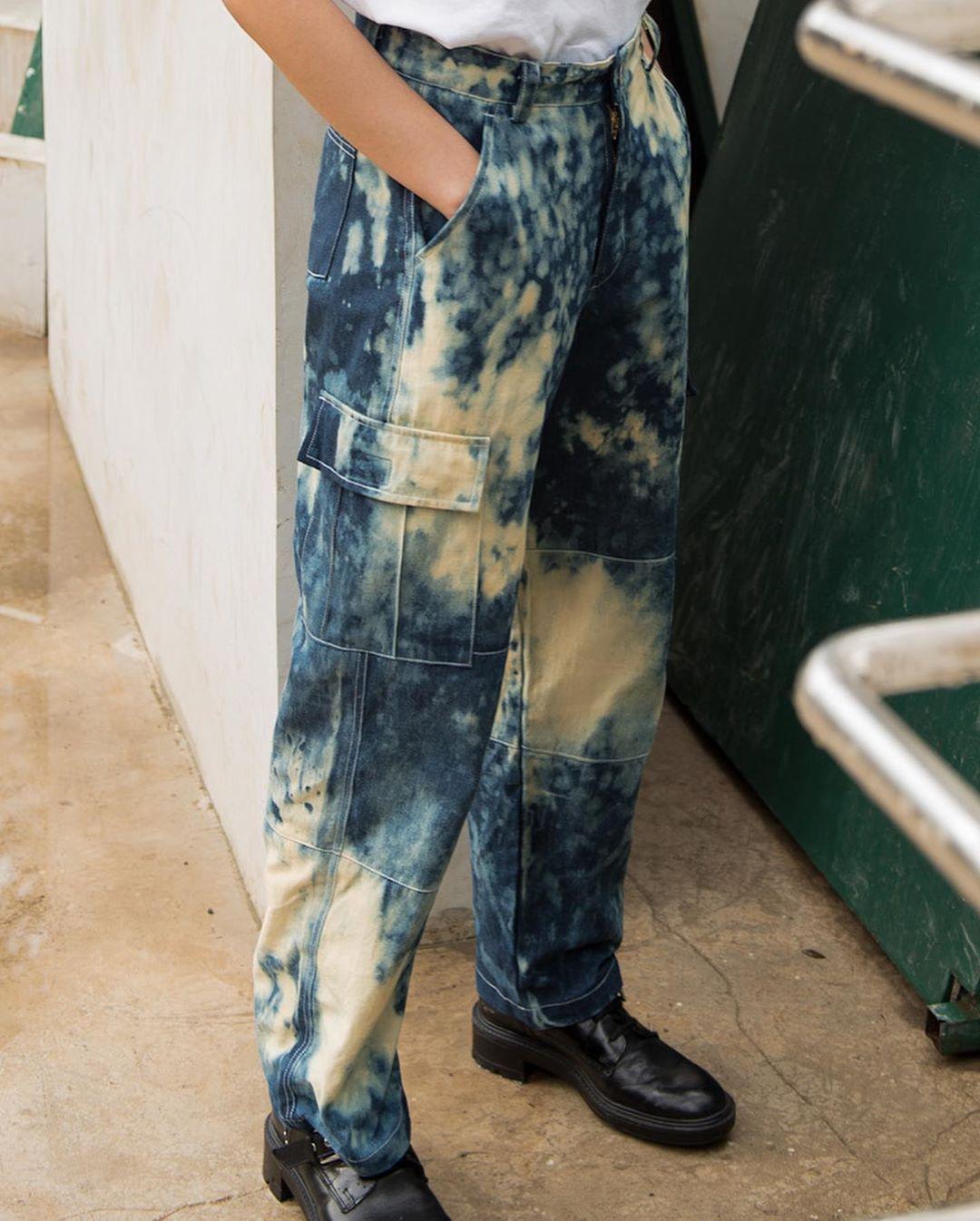 #PopbelaOOTD: Fashion Item Serba Tie-dye dari Brand Lokal