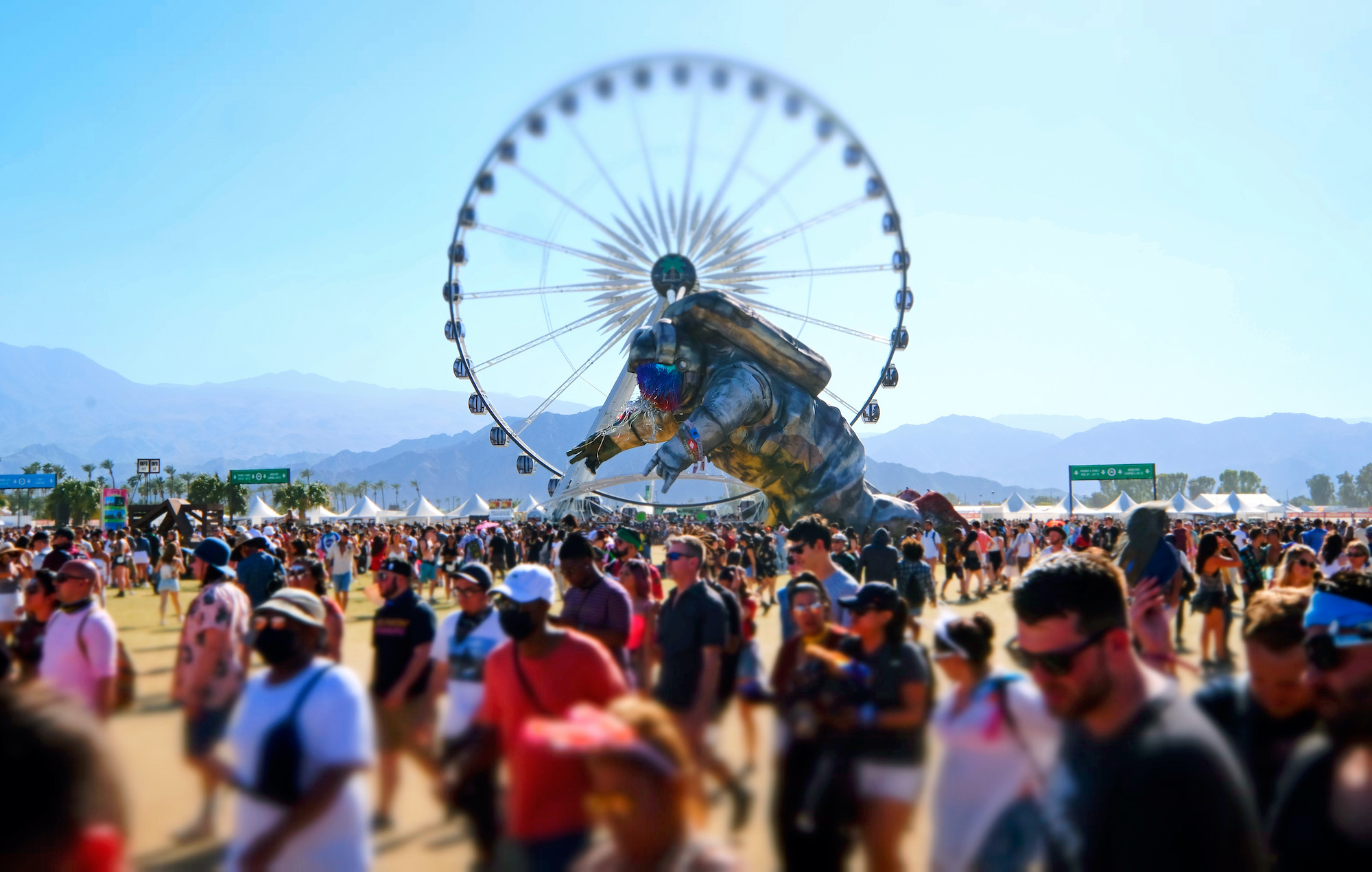 Coachella Tetap Hadir Lewat Film Dokumenter