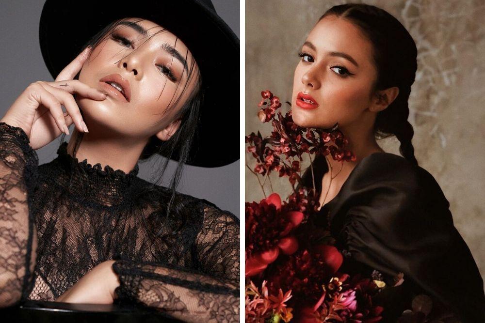 Adu Riasan Amanda Manopo vs Amanda Rawles, Siapa Favoritmu?