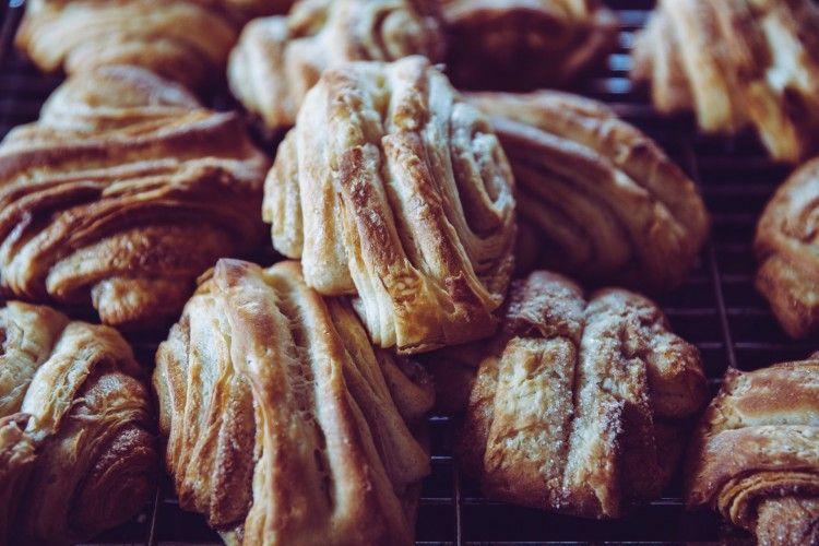 Resep Cinnamon Sugar Croissant Loaf yang Lezat dan Mudah