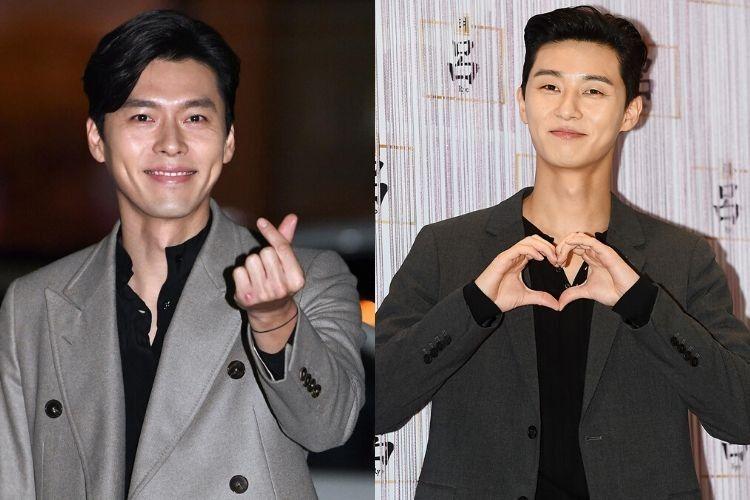 Perbandingan Gaya Hyun Bin dan Park Seo-joon, Siapa Paling Memesona?