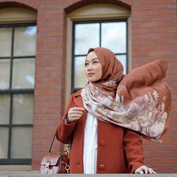 #PopbelaOOTD: Kerudung Cantik untuk Bulan Ramadan