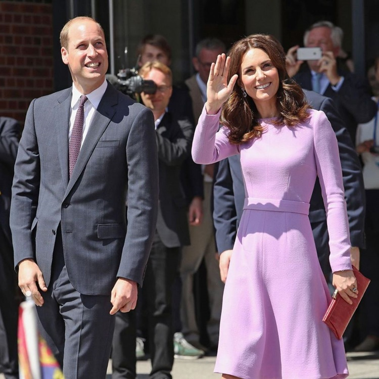 Pasangan Panutan! 10 Potret Harmonis Pangeran William & Kate Middleton