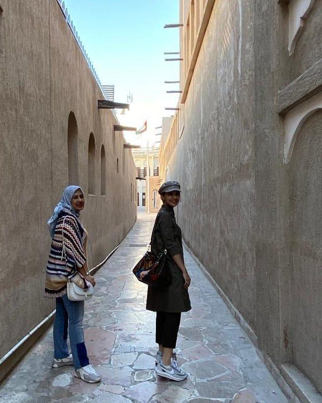 Perempuan Inspiratif, Ini Potret Kompaknya Najwa dan Najeela Shihab