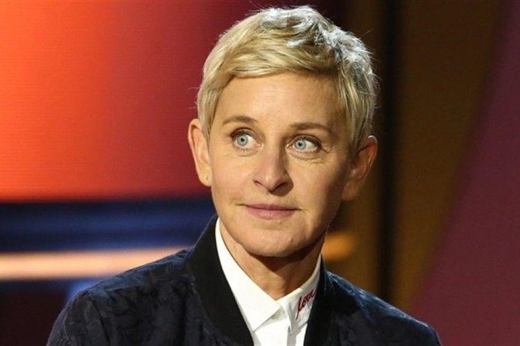 Anggap Self-Quarantine Bak Penjara, Ellen DeGeneres Dihujat Warganet