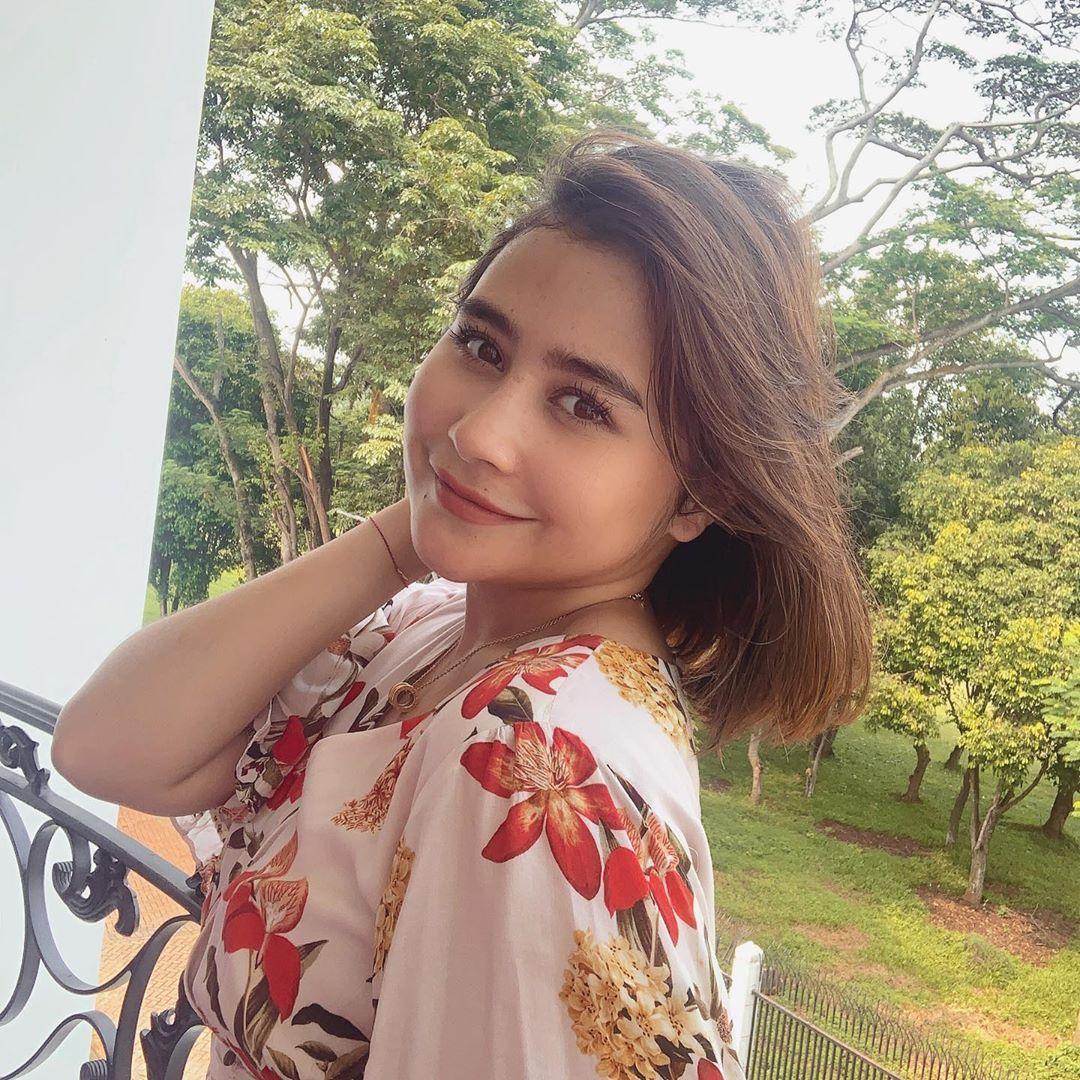 5 Kegiatan yang Dilakukan Prilly Latuconsina Selama Karantina di Rumah