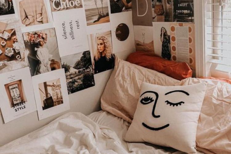7 Inspirasi Desain Kamar Tidur Estetis Kekinian
