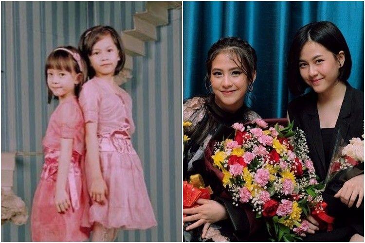 Sibling Goals! Ini Foto Transformasi Kyla dan Zara Eks 'JKT48'