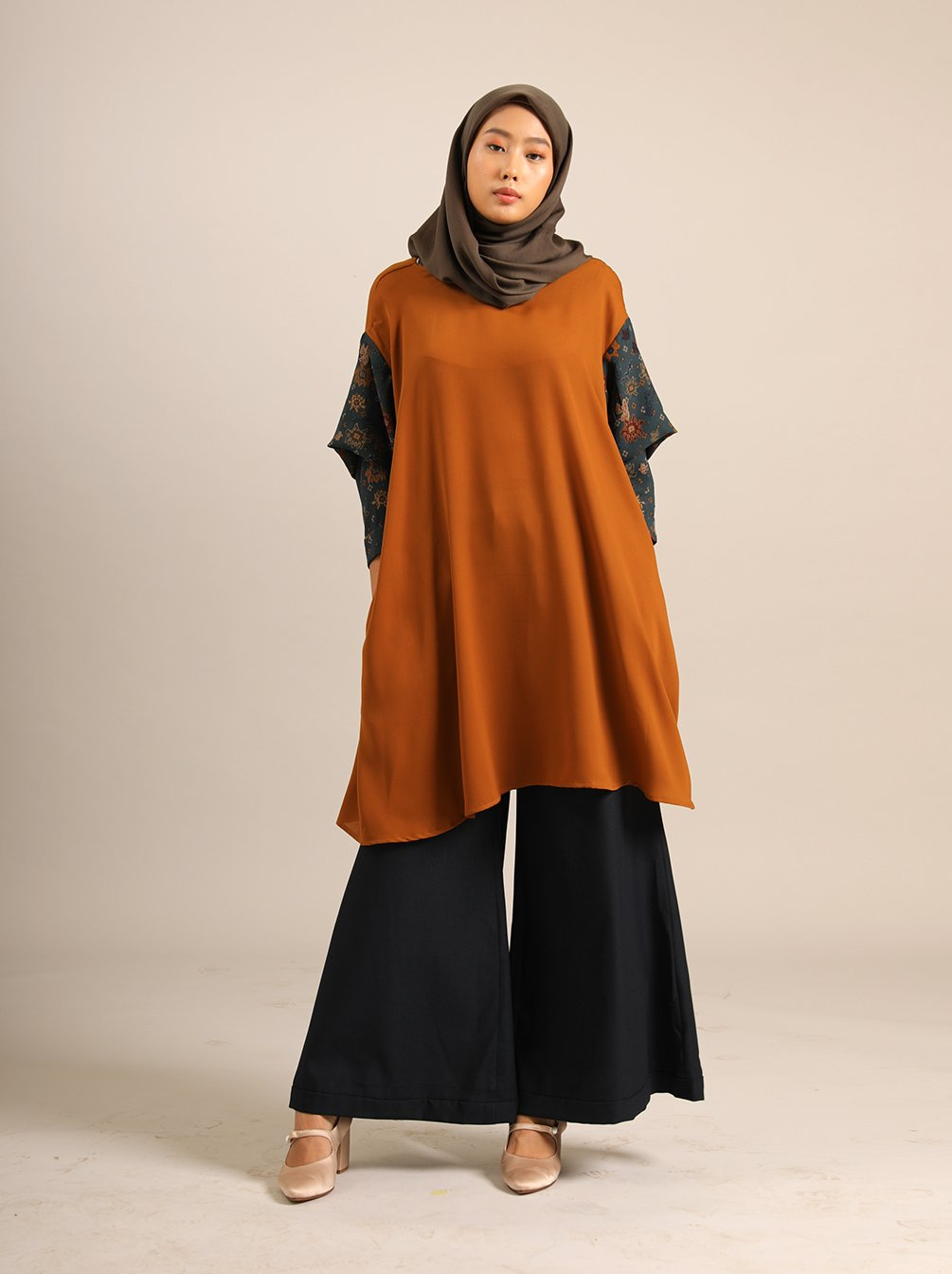 #PopbelaOOTD: Pilihan Tunik yang Siap Buatmu Makin Manis saat Ramadan