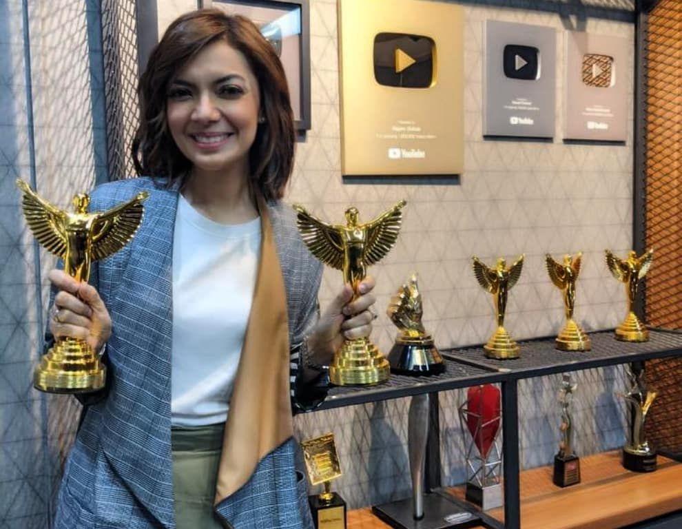Belasan Tahun Jadi Jurnalis, Ini Rekam Jejak Najwa Shihab