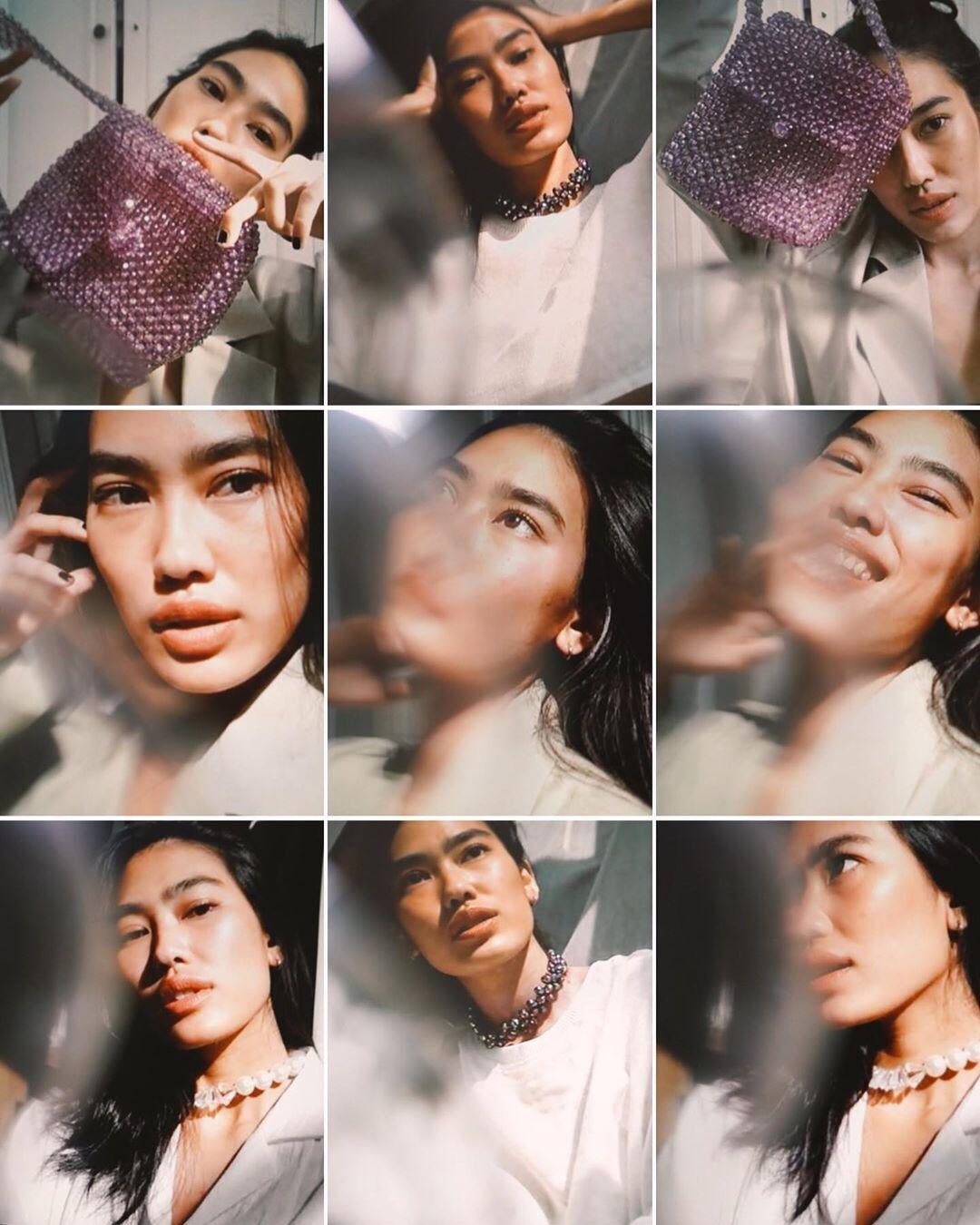 Ikut Trend Virtual Photoshoot, Ini Potret Keren Selebgram Indonesia