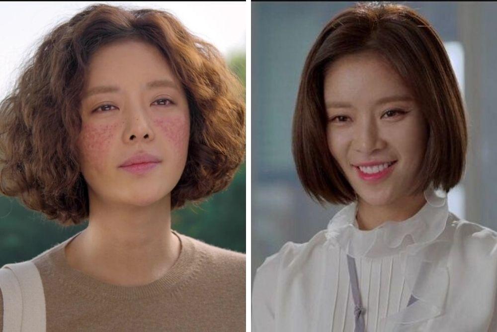Bikin Pangling, Begini Transformasi 9 Aktris di Drama Korea