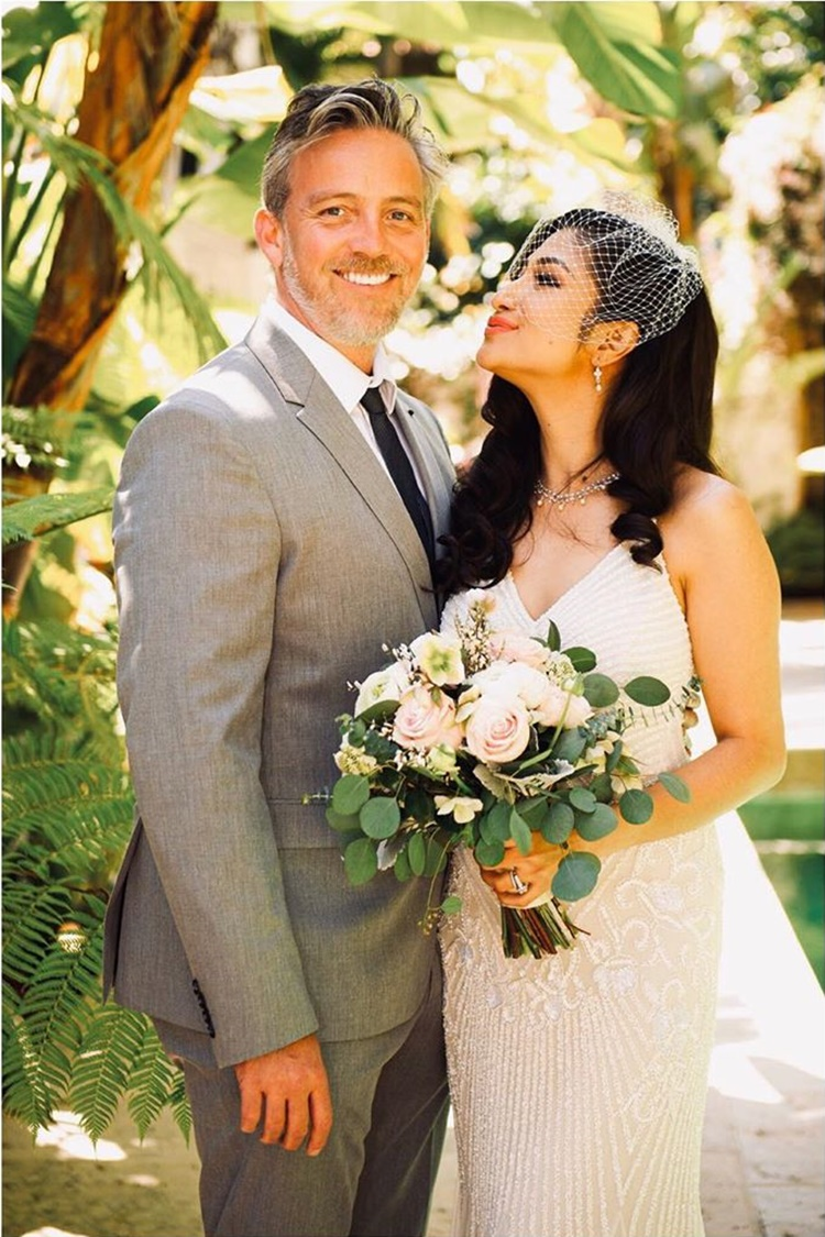 Dipersunting Aktor Amerika, Ini 5 Fakta Pernikahan Rahma Azhari