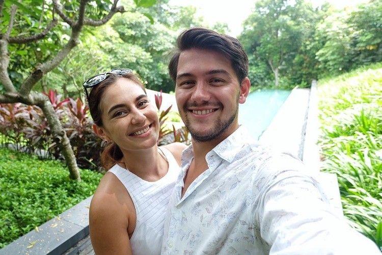 Melahirkan Anak Kedua, Intip Kisah Cinta Marissa Nasution dan Suami