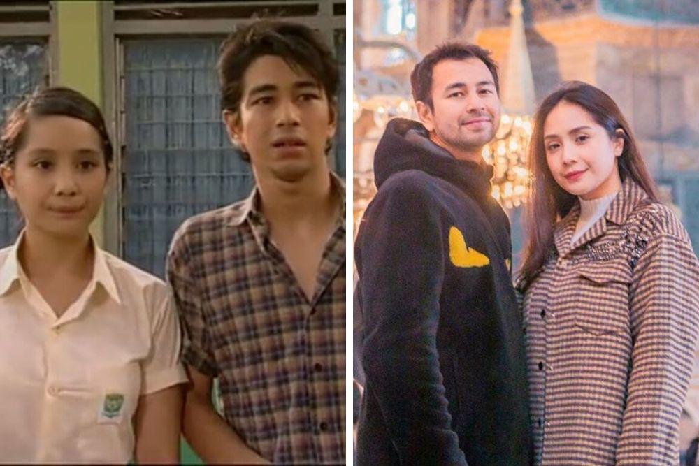 Awet Muda, Begini Transformasi 7 Pasangan Artis yang Mencuri Perhatian