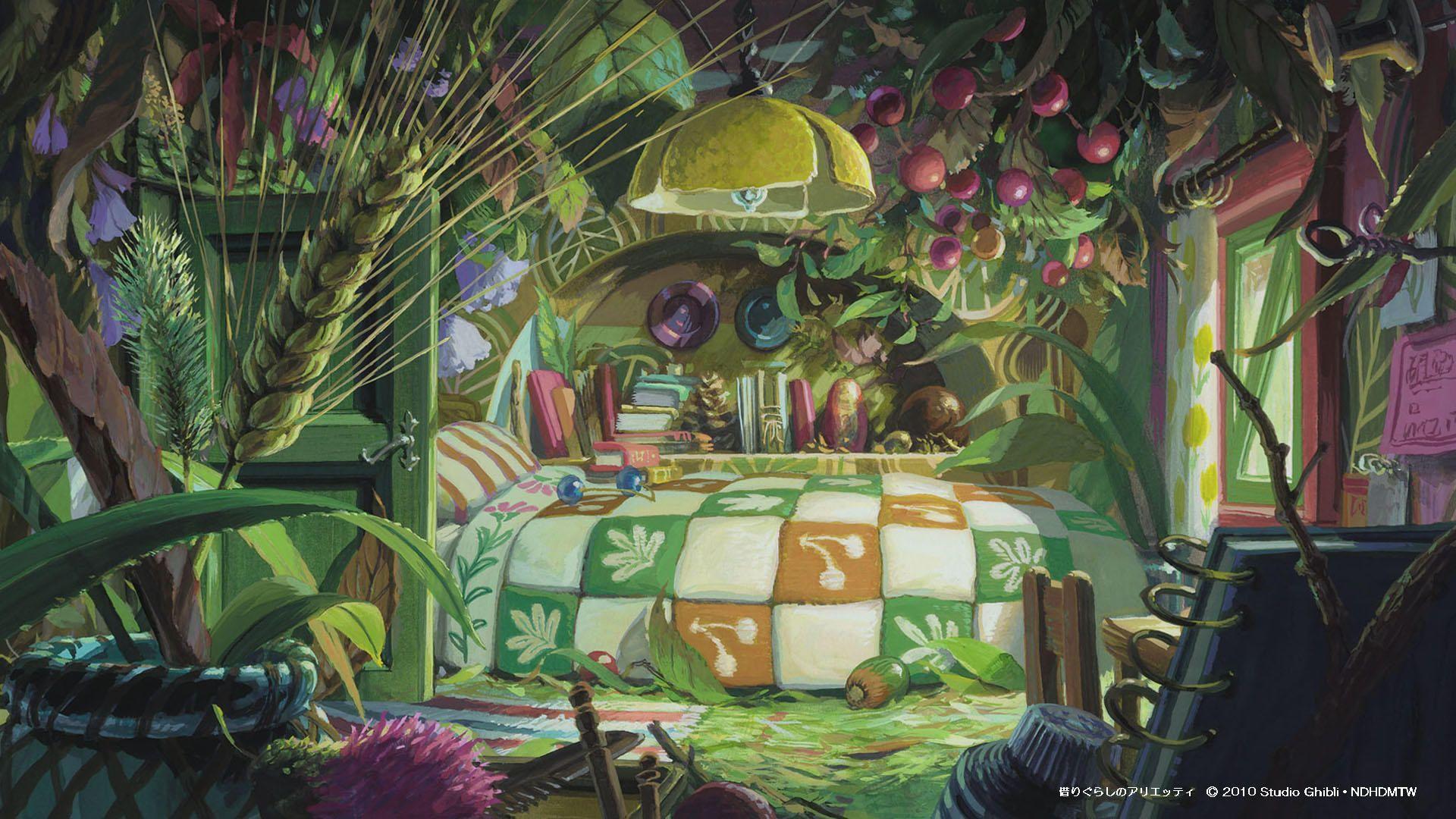 Meriahkan Belajar di Rumah, Studio Ghibli Rilis 12 Wallpaper Gratis