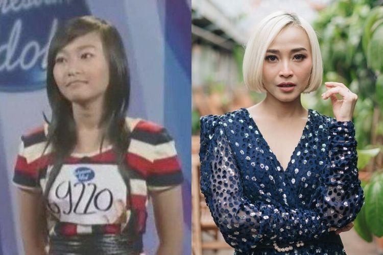 Gaya 10 Penyanyi Jebolan Indonesian Idol Dulu vs Sekarang
