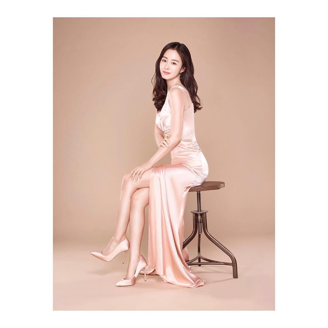 Awet Muda di Usia 40, Begini Pesona Kim Tae Hee Pemain 'Hi Bye Mama'