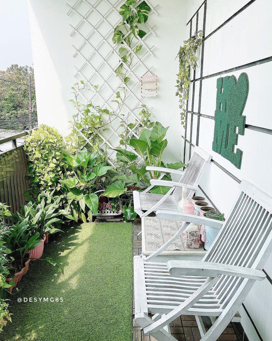 Inspirasi Dekorasi Rumah Bertema Shabby Chic yang Memikat
