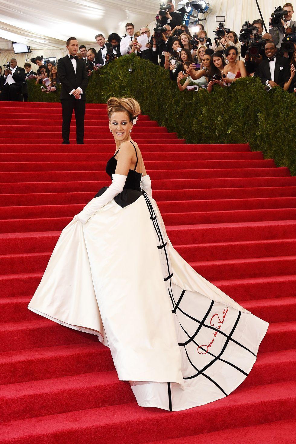 Gaya Karpet Merah Sarah Jessica Parker, Layak Disebut Fashionista!