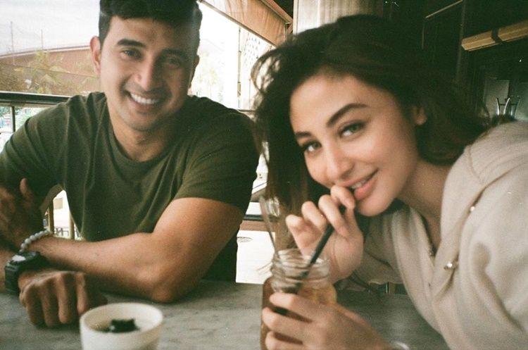 Lakukan Pemotretan, Ini 7 Bukti Kedekatan Ali Syakieb & Margin Winaya