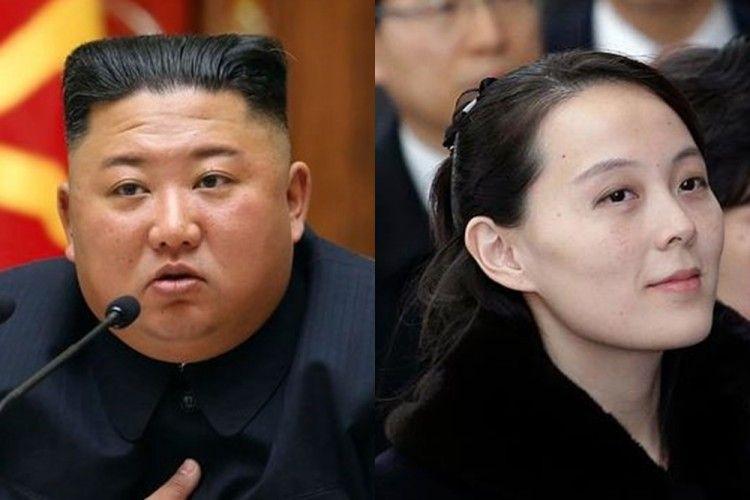 5 Fakta Hubungan Kakak-Adik Kim Jong Un dan Kim Yo Jong