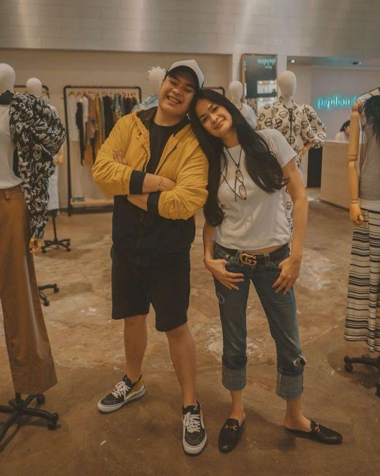 10 Momen Kebersamaan Jeje Soekarno dan Donna Harun yang Gemas Maksimal
