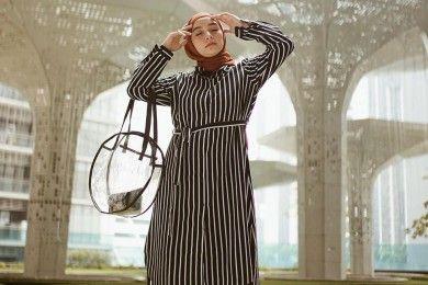 Tips Mix & Match Memakai Tunik, Cocok OOTD Ramadan