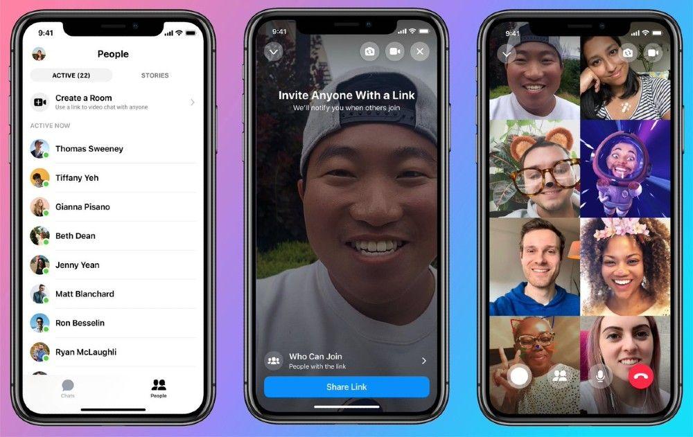 Resmi Sudah, WhatsApp Bisa Video Call Hingga 8 Orang
