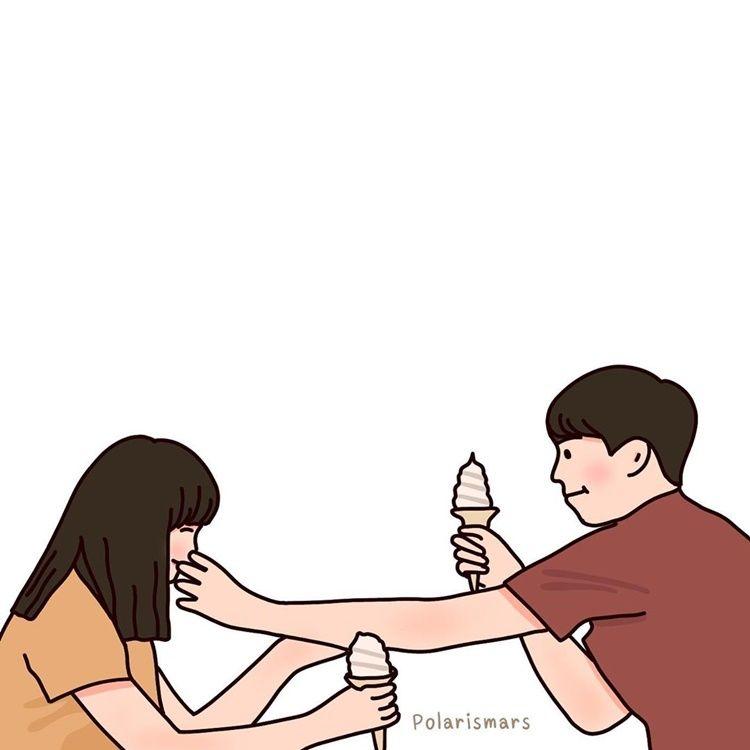 Bikin Meleleh, 9 Ilustrasi Ini Nggak Kalah Romantis dari Drama Korea