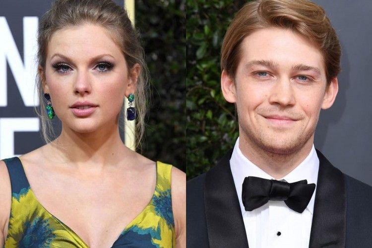 Taylor Swift dan Joe Alwyn Karantina Bareng, Ini Buktinya