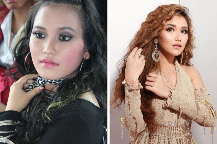 Potret Dulu dan Kini 7 Penyanyi Dangdut Fenomenal Tanah Air