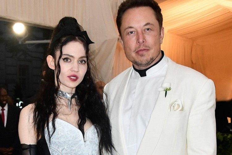 Beri Nama Anak X Æ A-12, Ini 7 Fakta Hubungan Unik Elon Musk & Grimes