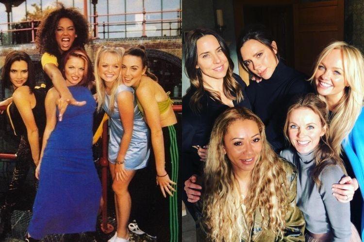 Gaya Anggota Spice Girls Dulu vs Sekarang
