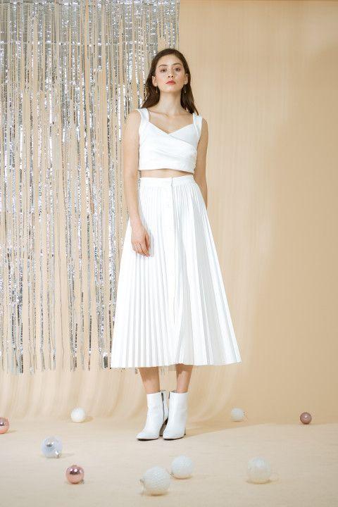 #PopbelaOOTD: Pilihan Rok untuk Outfit Buka Puasa di Rumah Aja