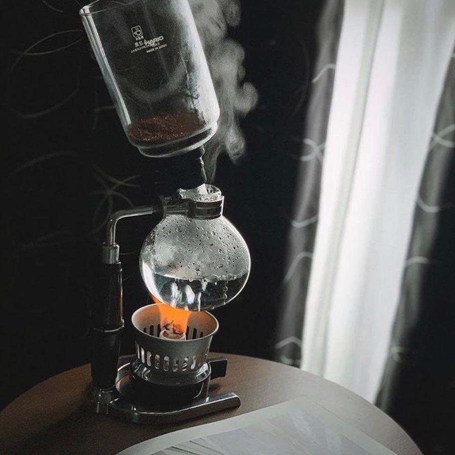 Bikin Kopi A la Kafe di Rumah dengan 7 Teknik Brewing Ini