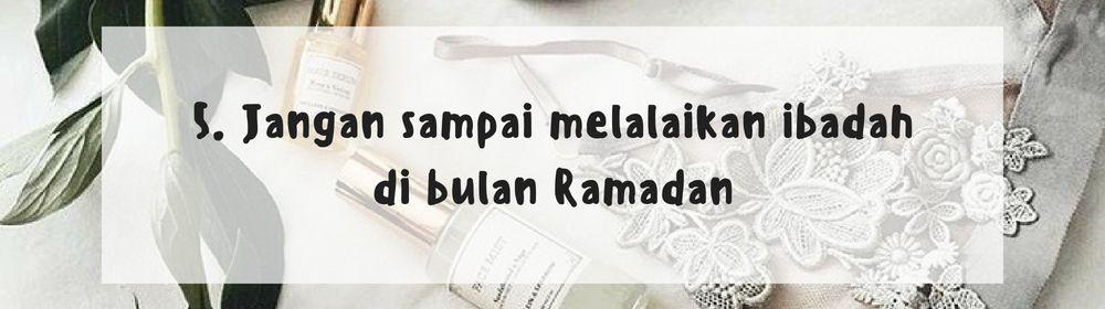 5 Aturan Berhubungan Intim di Bulan Ramadan yang Harus Kamu Tahu