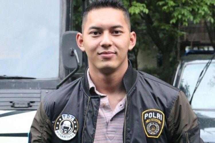 Gariz Luis, Ini Polisi Tampan yang Viral Setelah Bekuk Ferdian Paleka
