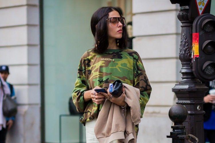 Tips Simpel Padu-padan Camouflage, Bisa Jadi Motif Favorit yang Seru!
