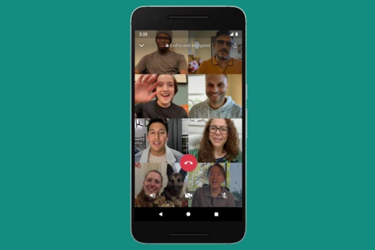WhatsApp Sediakan Fitur Video Call Hingga 50 Orang, Ini Bahayanya!