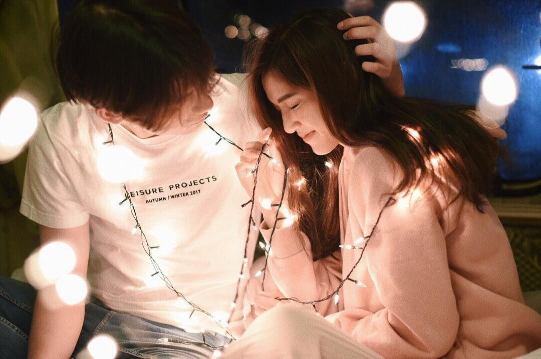 Bikin Gemas! Ini Momen Romantis Bright Vachirawit Bersama Kekasihnya