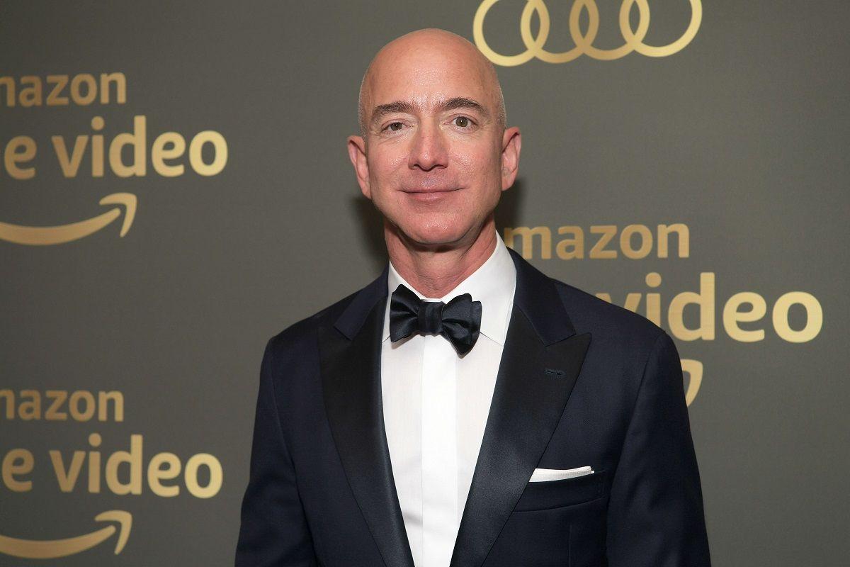 Punya Rp2 Ribu Triliun, Bos Amazon Bisa Jadi Triliuner Pertama Dunia