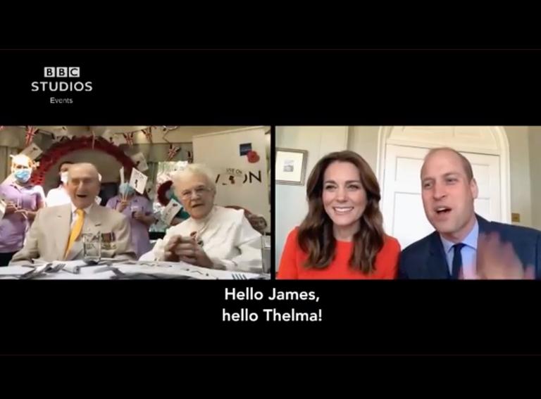 Gaya Kate Middleton saat Zoom Meeting, Sekaligus Bocoran Brand-nya!
