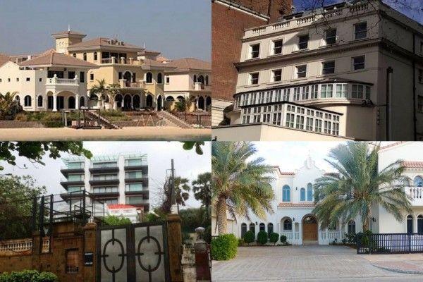 Memiliki Kekayaan US $ 673 Utah, Ini 8 Daftar Harta Shah Rukh Khan
