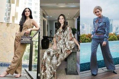 7 Artis Cewek Indonesia Terkenal Hobi Belanja Barang Mewah