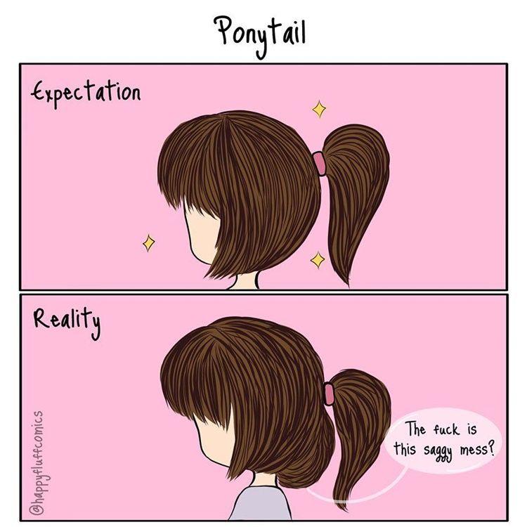9 Ilustrasi Ini Tunjukkan Kekhawatiran yang Pernah Dialami Perempuan