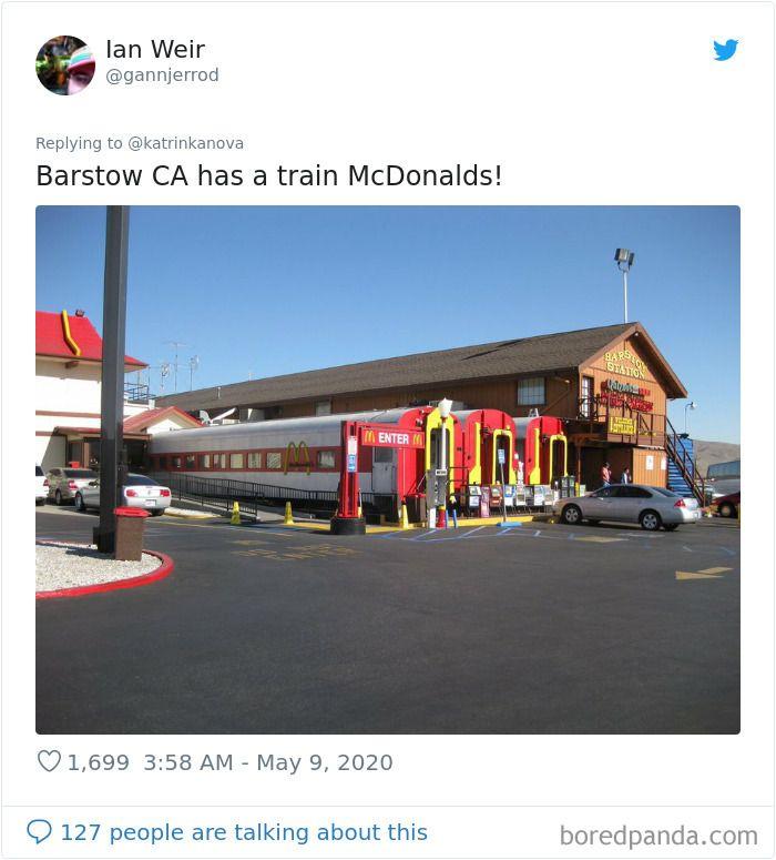 10 Desain Gerai McDonald's Paling Unik di Dunia